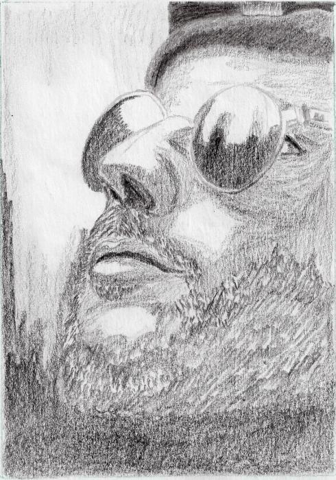 Jean Reno by Ynnej59